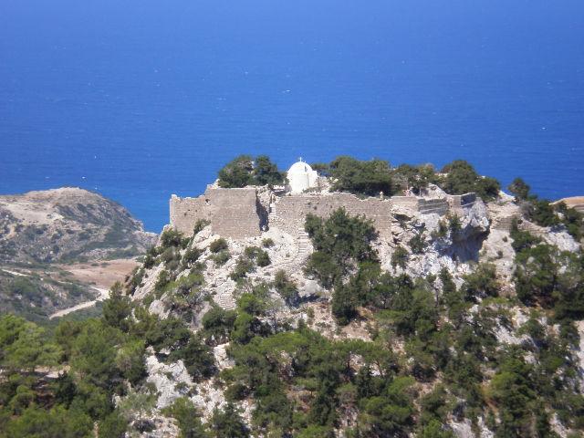 Monolithos_castle