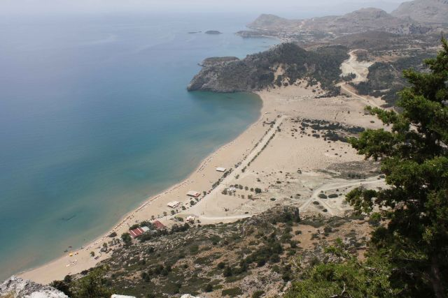 tsambika_beach
